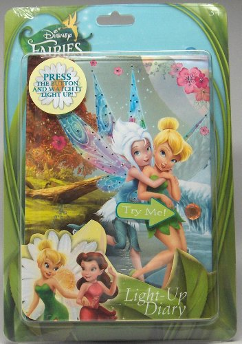 Disney Fairies Light Up Journal - 1