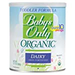 Baby's Only Organic Dairy Formula, 12...