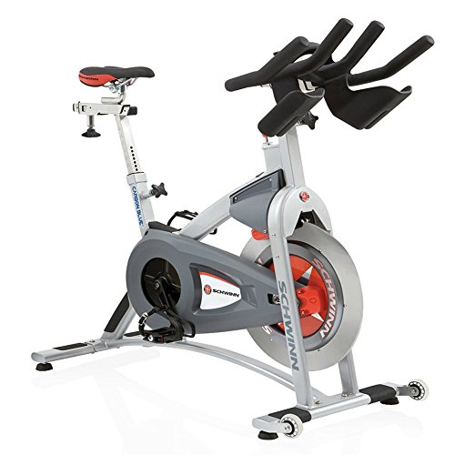 Schwinn A.C. Sport Indoor Cycle Bike with Carbon Blue Belt Drive (Carbon Drive compare prices)