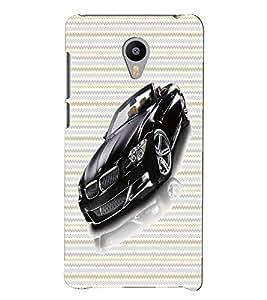 FUSON 3D Designer Back Case Cover foR Meizu M2 Note D9816