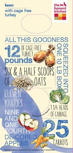 The Honest Kitchen Keen: Turkey & Whole Grain Dog Food, 10 lb_Image2