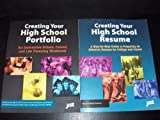 img - for Creating Your High School Portfolio and Creating Your High School Resume 2 Book Set book / textbook / text book