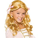 Rubies Child's Gracious Princess Blonde Costume Wig