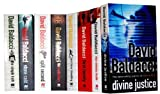 David Baldacci David Baldacci Collection 8 Books Set (David Baldacci Collection) (Stone Cold, The Simple Truth, Split Second, Divine Justice, The Whole Truth, First Family, Last Man Standing, The Collectors)