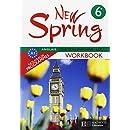 Anglais 6e New Spring : Workbook