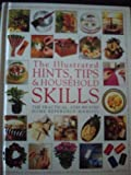 img - for Illustrated Hints, Tips & Household Skills book / textbook / text book