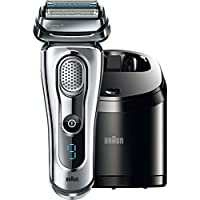 Braun Series 9 Electric Shaver with Cleaning Center