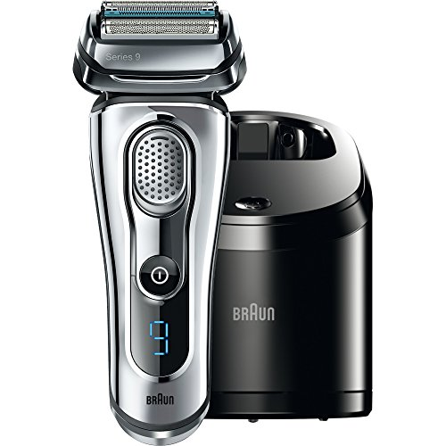 Braun Series 9 9090cc Electric Foil Shaver for Men with Cleaning Center, Electric Men's Razor, Razors, Shavers, Cordless Shaving System (Foil For Braun Series 7 compare prices)