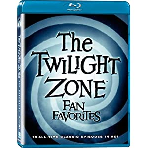 Twilight Zone-Fan Favorites movie