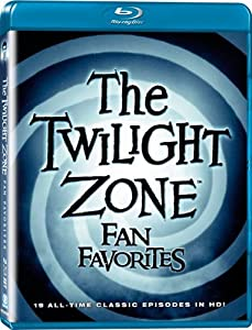 The Twilight Zone: Fan Favorites [Blu-ray]