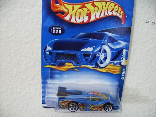 Hot Wheels Gt Racer 2001 #220 [Toy] - 1