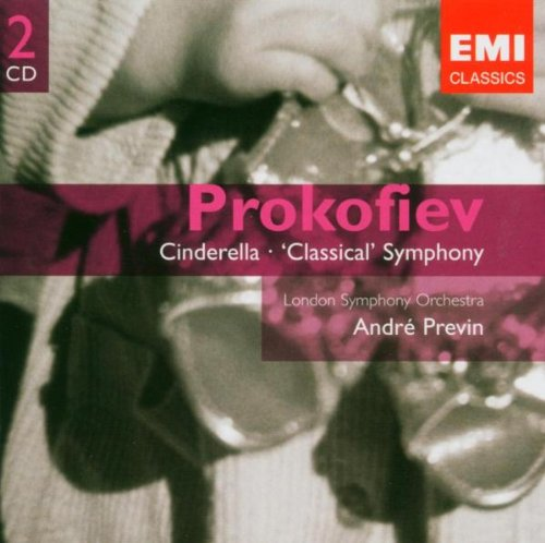Cinderella, 'classical' Symphony (Previn, Lso) At Shop Ireland