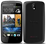 HTC Desire 500 DUAL SIM Black Unlocked Android Smart phone. 4.3 inch Dispaly, 8MP camera
