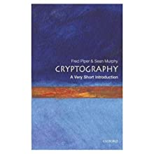 Cryptography: A Very Short Introduction (       UNABRIDGED) by Fred Piper, Sean Murphy Narrated by L. J. Ganser
