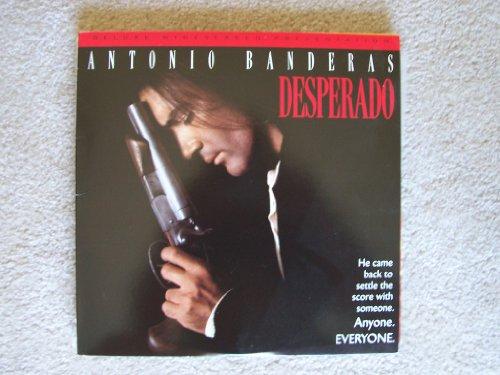 Desperado Laserdisc - 1