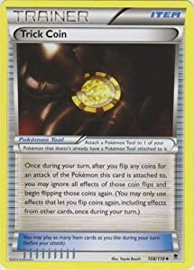 Pokemon - Trick Coin (108/119) - XY Phantom Forces