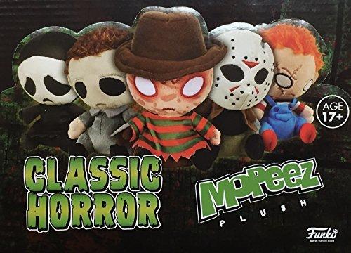 Funko Mopeez: Classic Horror Plush (Set of 5) by Horror Classic