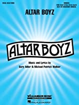 Altar Boyz: Piano/Vocal Selections