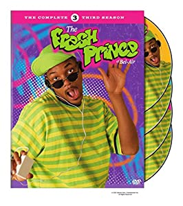 The Fresh Prince of Bel-Air: Season 3 by Warner Home Video
