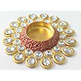 Artshai Beautiful Tea Light Candle Holder For Diwali Gifting
