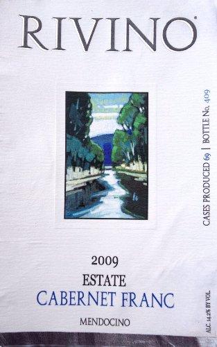 New World: 2009 Rivino Cabernet Franc 750Ml