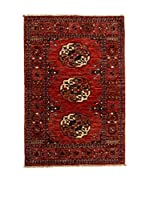 RugSense Alfombra Bokhara (Rojo/Multicolor)