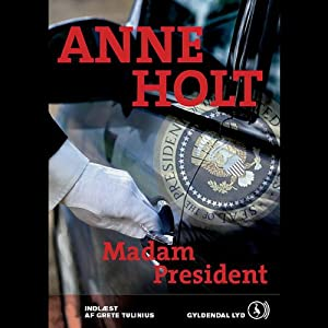 Madam President Audiobook
