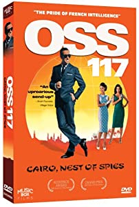 OSS 117: Cairo, Nest Of Spies (Bilingual) [Import]