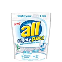 All Mighty Pack, Free and Clear, 24 Count