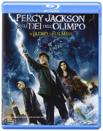 Percy Jackson e gli dei dell'Olimpo - Il ladro di fulmini [Blu-ray] [IT Import]