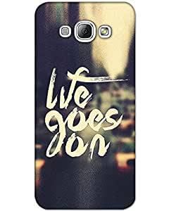 WEB9T9 Samsung Galaxy A7Back Cover Designer Hard Case Printed Cover