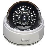 Hawks Eye D26-30-1.3-AHD 30 IR Dome CCTV Camera