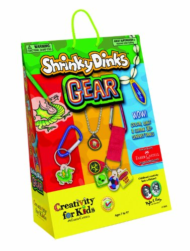 Shrinky Dinks Cool Gear