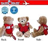 BABY B'AIR フライトベストSサイズ【飛行機内で大切なお子様の安全に】米国連邦航空局承認