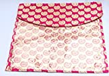 Skywalk Saree Cover Pack of 2 Red