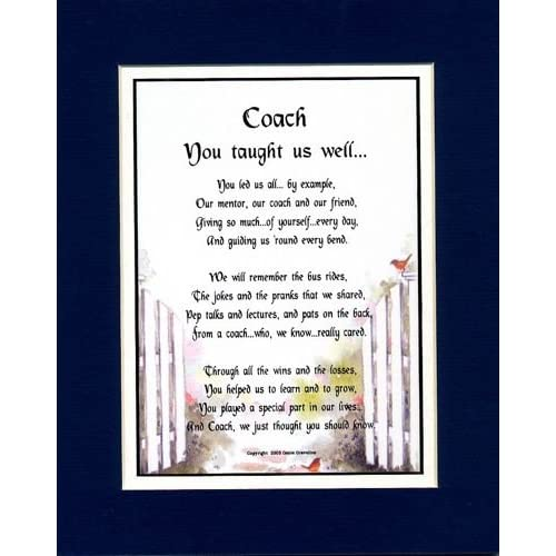 coach poems and quotes quotesgram