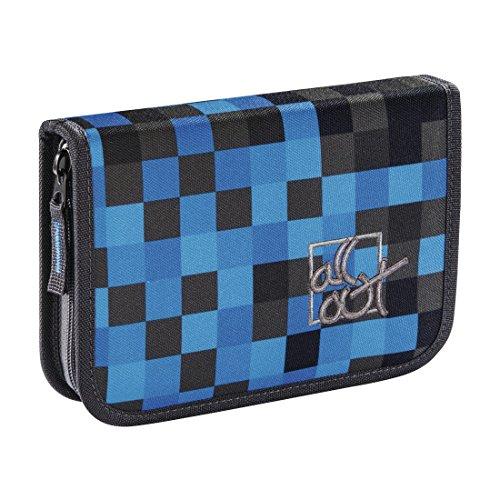 hama-all-out-federmappchen-plymouth-blue-pixel-zum-schulrucksack