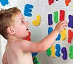Ahaccw(TM) Bath Letters and Numbers