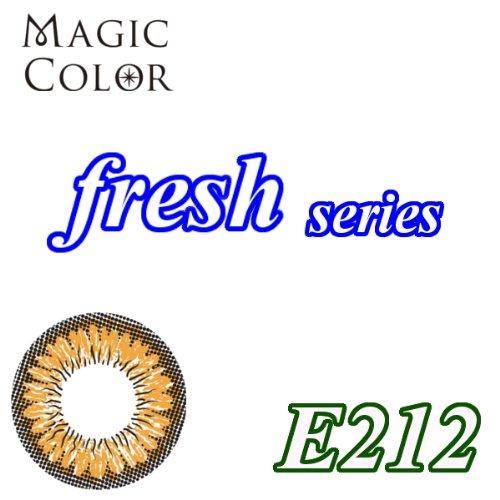 MAGICCOLOR (マジックカラー) fresh E212 度なし 14.0mm 1ヵ月使用 2枚入り