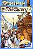 カルカソンヌ 新たな地 Carcassonne: The Discovery 並行輸入品