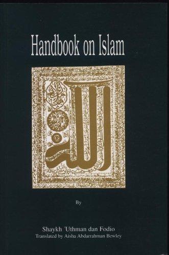 Handbook on Islam (Maliki Fiqh)