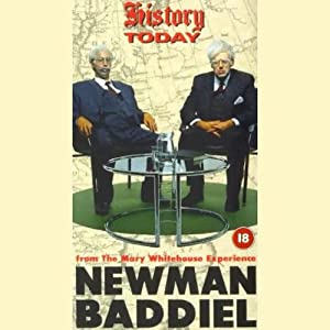 Newman & Baddiel Radio/TV Program