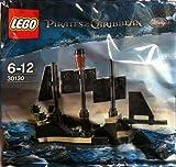LEGO Pirates Des Caraibes: Mini Noir Pearl Jeu De Construction 30130 (Dans Un Sac)