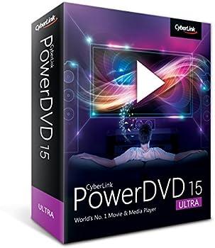 CyberLink Power DVD 15 Ultra Software