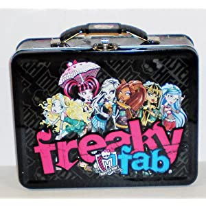 The Tin Box Company Monster High Large Carry all