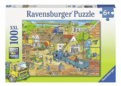Ravensburger Building a House Puzzle (100-Piece)