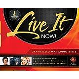 Live It Now! Dramatized Audio Bible MP3 (Bible Audio)