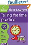 Easy Learning: Telling Time Ages 7-9