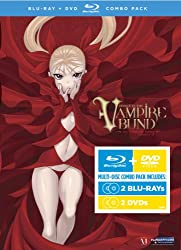 Dance in the Vampire Bund: Complete Series (DVD/Blu-ray Combo)