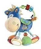 Toy - Playgro 40016 Klipp Klapp Pferd mit Rassel